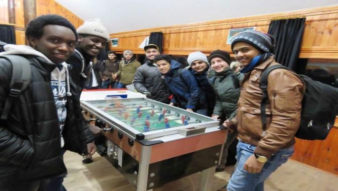 Photo of Dünya gençleri Aytepe'de buluştu