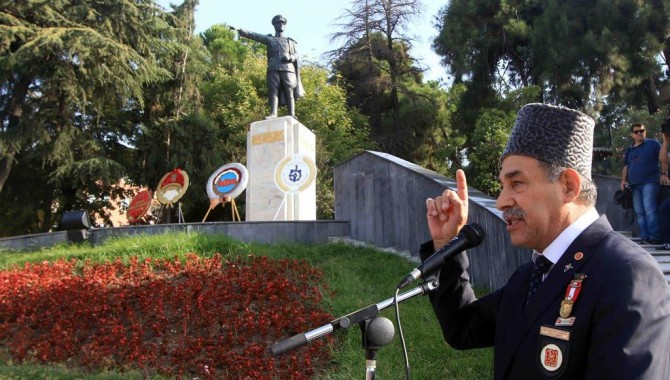 Photo of Gaziler Günü Törenle Kutlandı