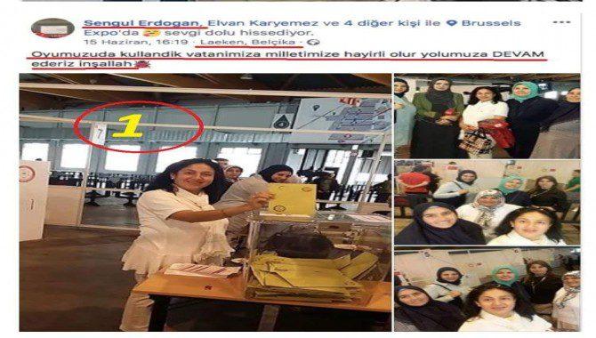 """Photo of İki oy kullandım"""" diyen Ak Parti seçmeni gözaltına alındı"""