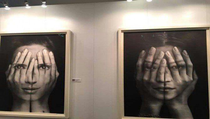 Photo of Konservatuvar öğrencileri, Contemporary Sanat Fuarı'nı gezdi