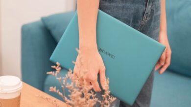 HUAWEI MateBook X.