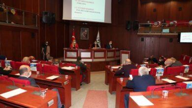 İzmit Belediyesi Şubat ayı meclisi