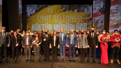 İzmit'in 2021 Kültür Hikayesi herkesi büyüledi