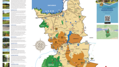Başiskele Turizm Haritası