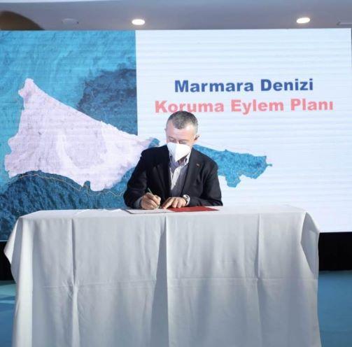 Marmara Denizi Koruma Eylem Planı Açıklandı