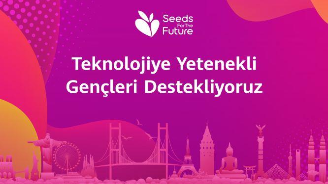 Huawei Gelecek İçin Tohumlar programı