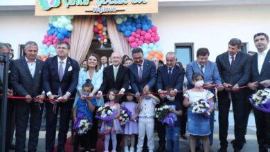Çınar Çocuk Evi Kılıçdaroğlu'nun katılımıyla açıldı