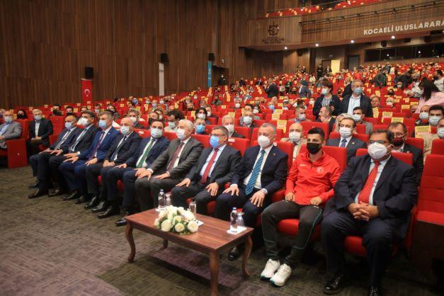 Kocaeli Spor Şurası toplandı
