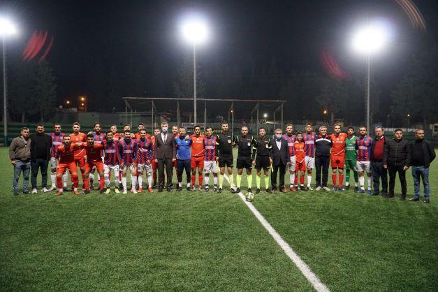Gölcük Belediyesi Başkanlık Kupası Futbol Heycanı Başladı