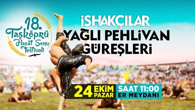 Taşköprü Hasat Sonu Festivali
